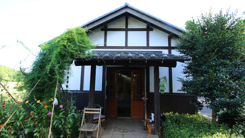 B&B, Ancient House & free pick up Airport NT1 No.6 - Shibayama - Bed & Breakfast