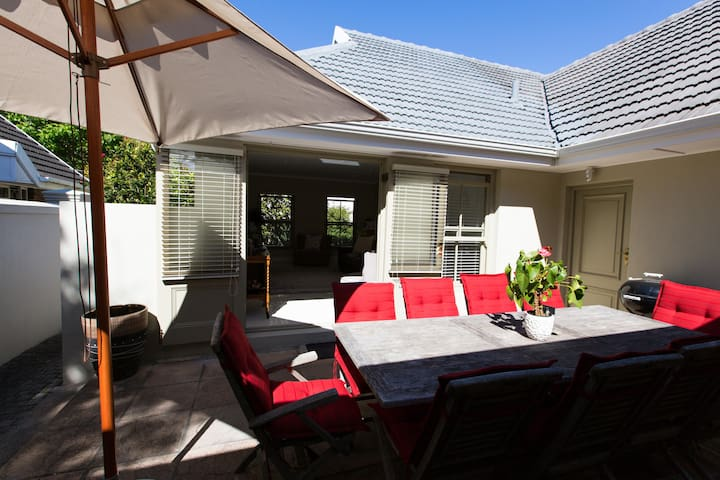 Tranquil Tokai Guest suite