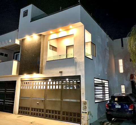 Hermosa casa equipada con excelentes espacios