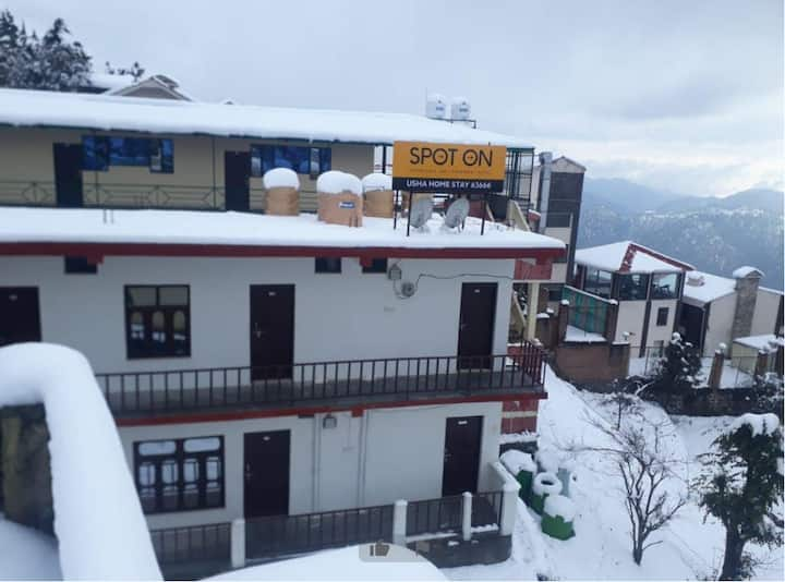 Usha Homestay - Best view and food