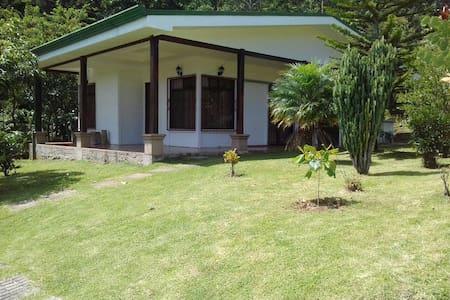Casa de montaña ideal para descansar y pasear - Paraíso - Apartment