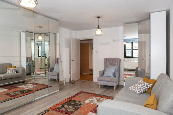 Stunning Loft Apartment for 4 in Trendy Shoreditch
