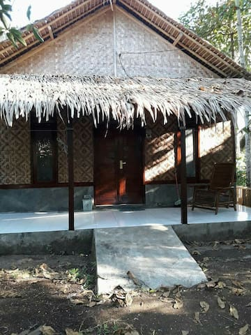 Home stay pusaka is locatedat a beautiful romantic