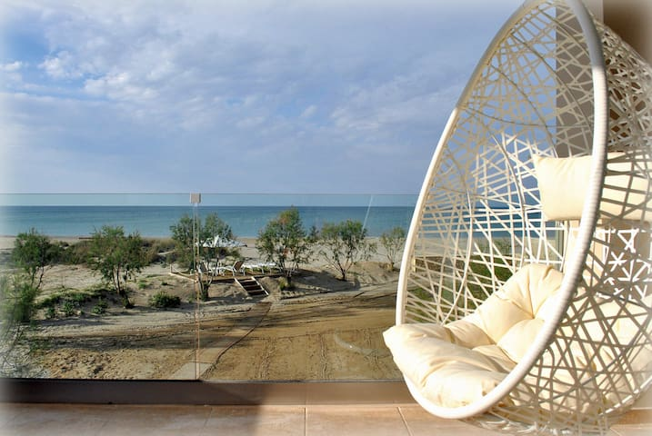 Paralia up to the sand, 1 - GR - Appartement