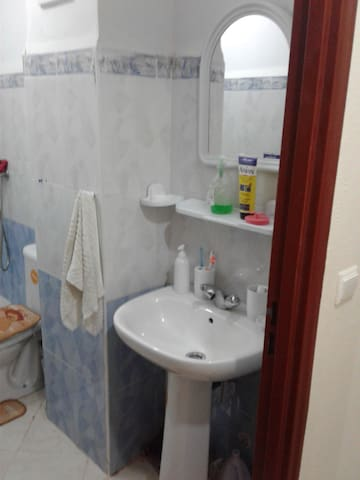 Near to Airport Casablanca . - Ain Chock Hay Hassani - Flat