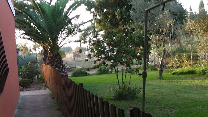 Tranquilla Villetta in periferia - Assemini - Haus
