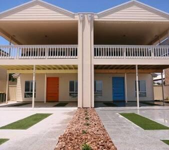 4 bed beachfront home (Orange)