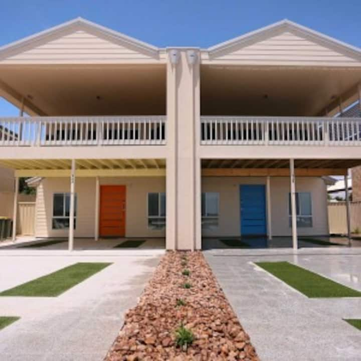 4 bed beachfront home (Orange)