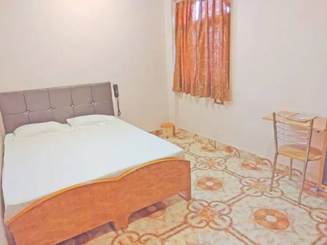 Superior Double Fan Room At Assi Varanasi III