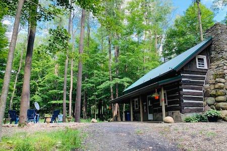 Cherry Grove - Rustic Log Cabin