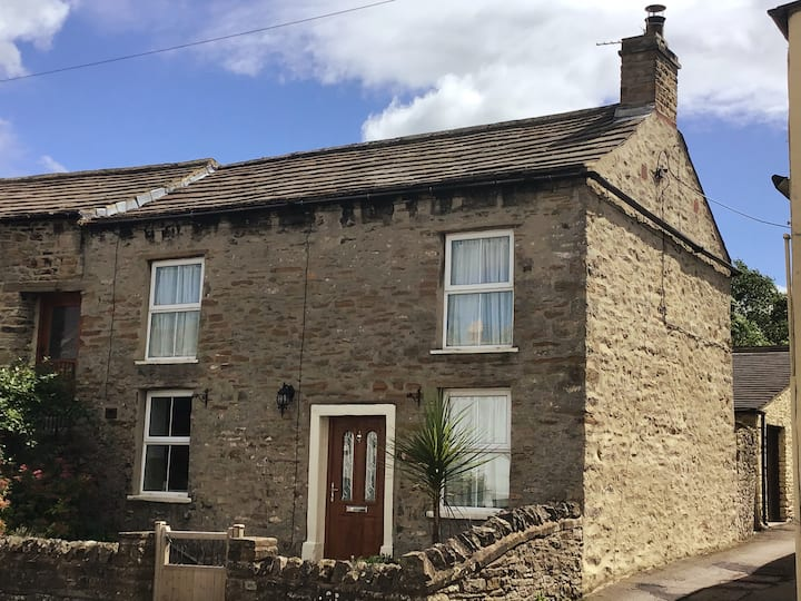 West Witton Cottage in the Yorkshire Dales.
