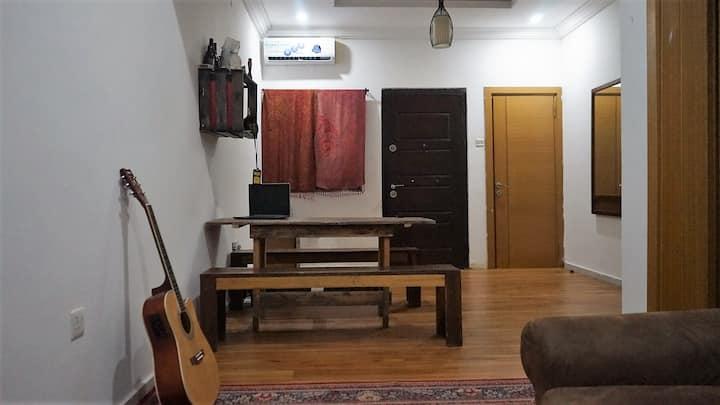 Ensuite apartment in Parkview estate, Ikoyi, Lagos