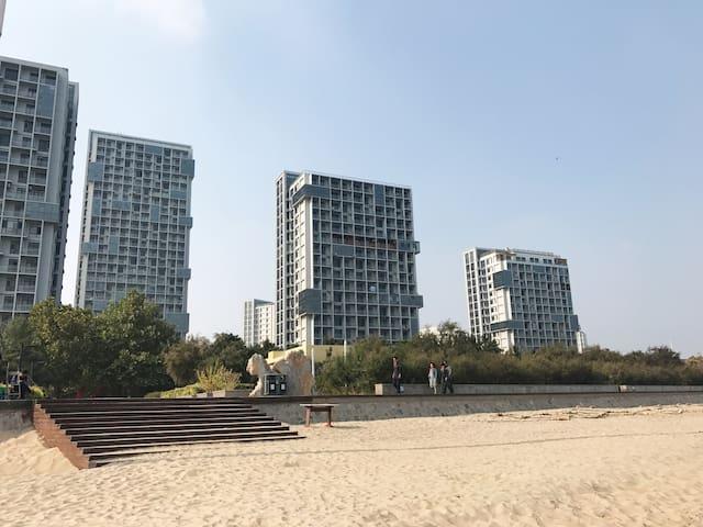 黄金海岸17层海景房(依依的家)
