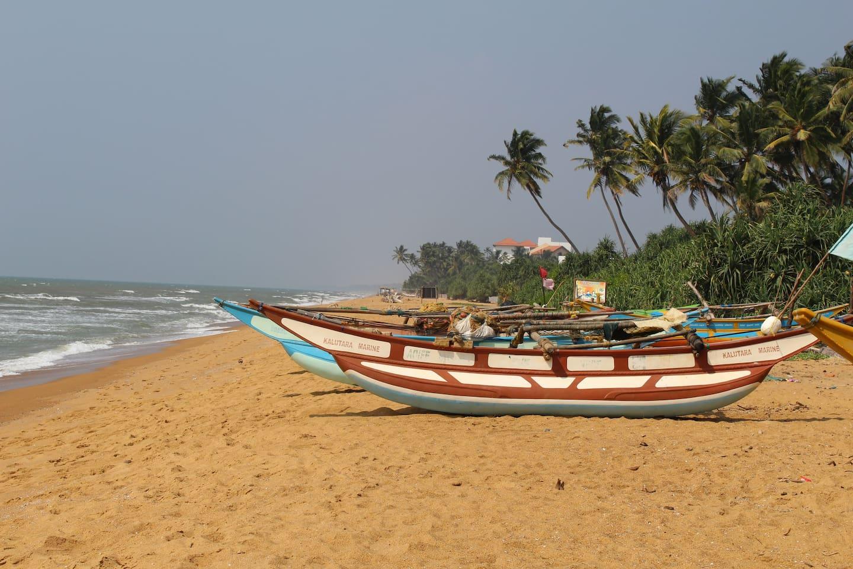 Waskaduwa Beach