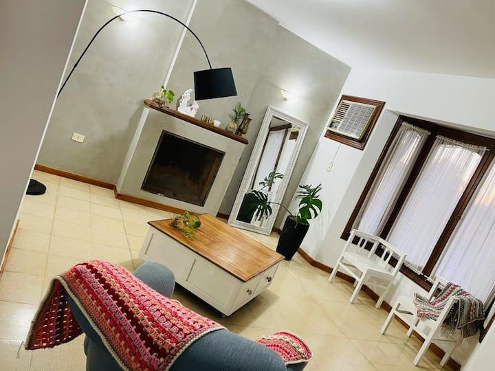 Habitación en suite, barrio Recoleta