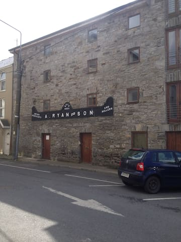 Picturesque Town on the Wild Atlantic Way - Kilrush - Apartament