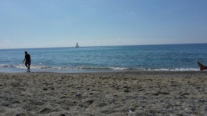 Borgio Verezzi vicinissimo al mare