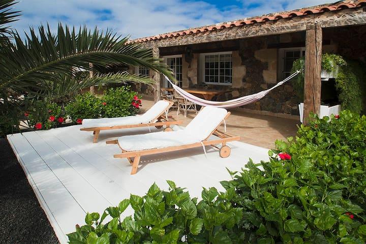 Casas de Campo: Finca Arbequina C - Pajara-Fuerteventura