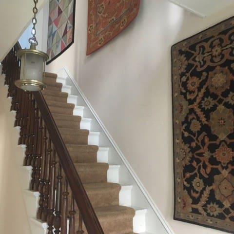 Upstairs @ 30 Cedar