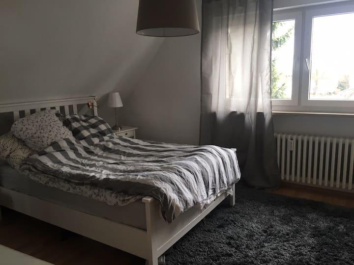Ruhig gelegene Wohnung mit idealer Anbindung