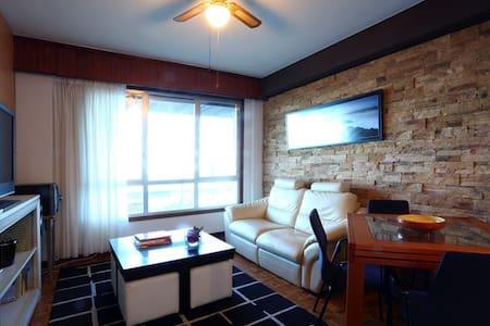 MAGNOLIA: Vistas y tranquilidad frente al mar - Hondarribia - Apartamento