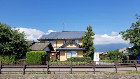 しの389安曇野(農家民宿)  Shino's389 Farm Inn