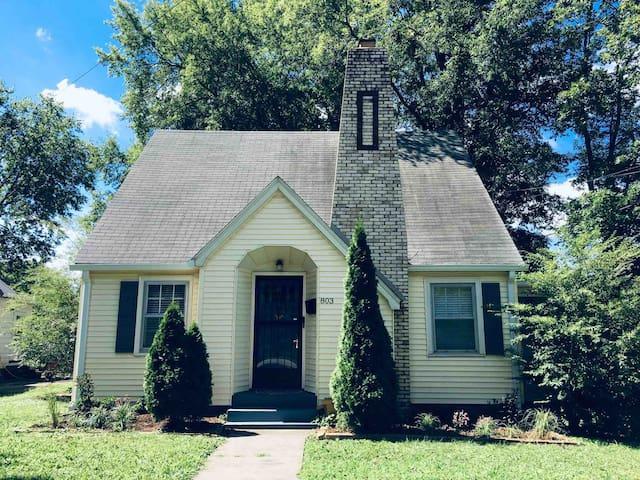Atkins-Porter Cottage