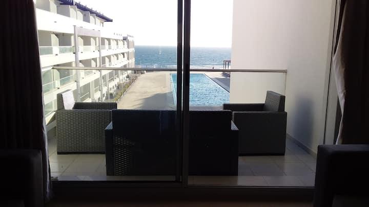Appartement familial luxueux  pieds dans l'eau
