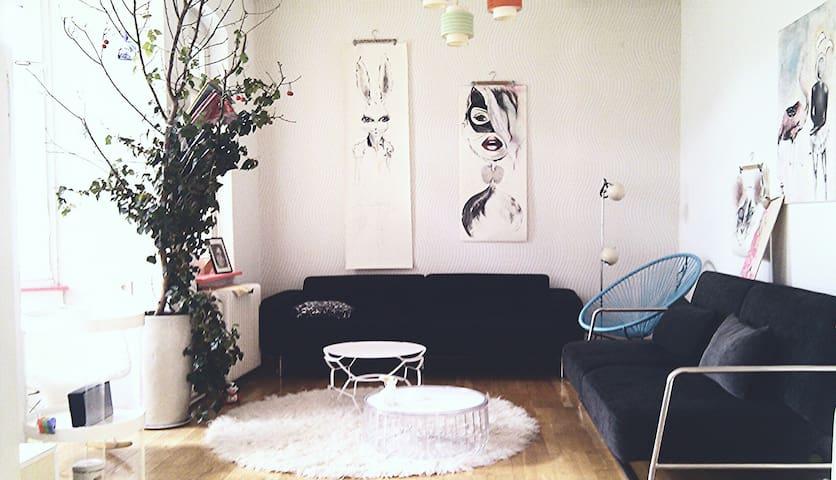 2-Zimmer Apartment mitten in der City
