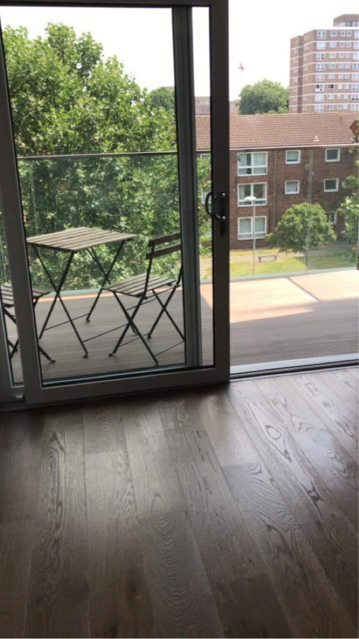 Double Bedroom with Own bathroom in East London.