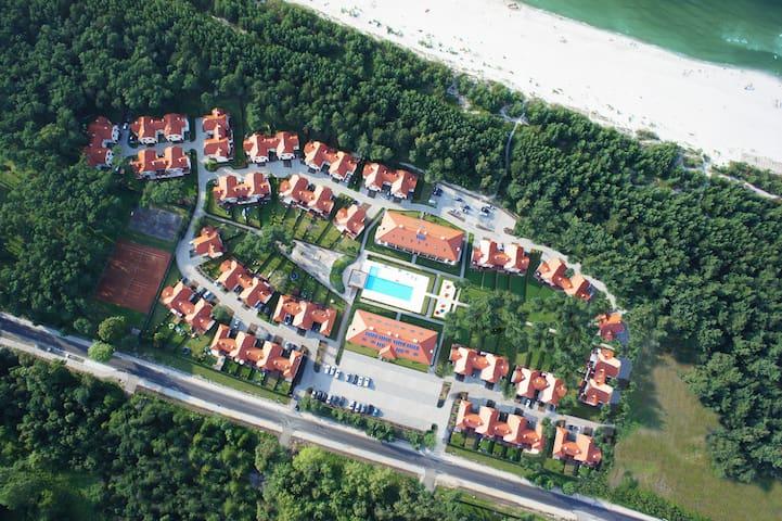 Luksusowy Apartament z Tarasem Rogowo - Rogowo - Apartment