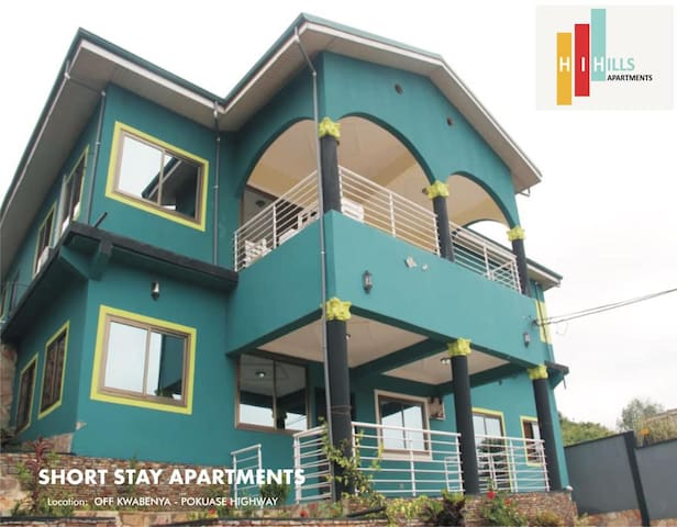 Hi Hills Apartments. Your home, view and comfort.