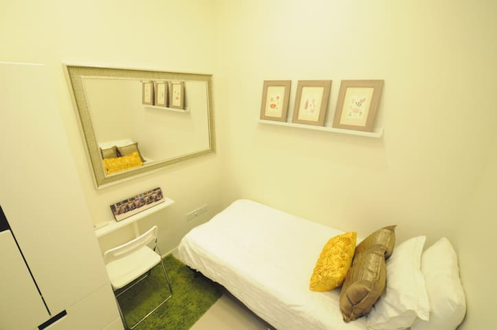 ★★Cosy City Centre Room with Single bed/Orchard★