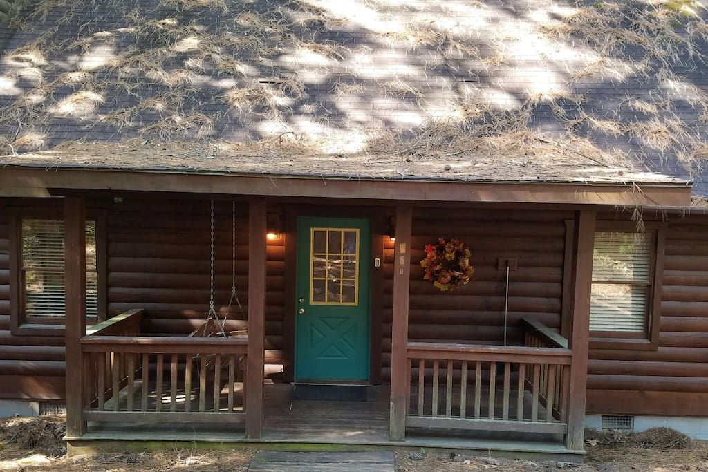 Cozy Cabin On Pine Mountain S Ridge Cottages For Rent In