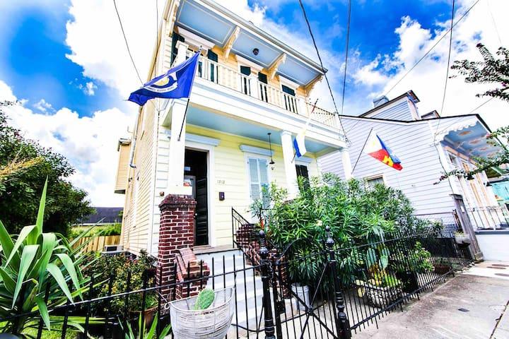 Tremé Creole Mansion