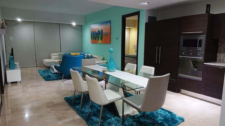 TRUMP OCEAN CLUB.. apartamento Panamá Is opening