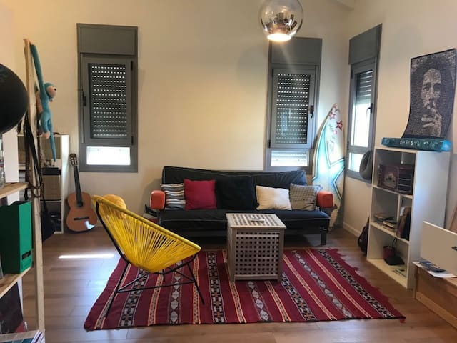 A stunning apartment in the lovely Karkur