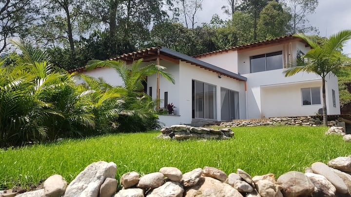 🥇PerlaBlanca. House, Casa campestre Best view