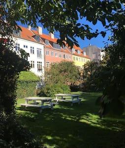 Cozy garden apartment - 哥本哈根 - 公寓