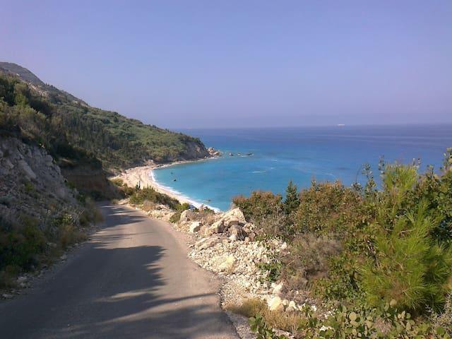 Lefkada - poetická autentičnost řecké vesnice - Lefkada - Talo