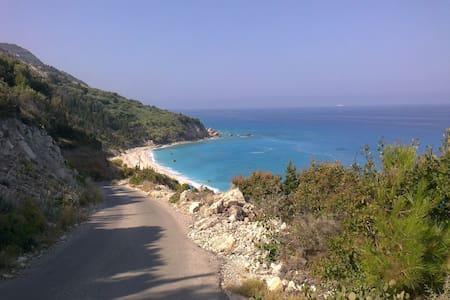 Lefkada - poetická autentičnost řecké vesnice - Lefkada - House
