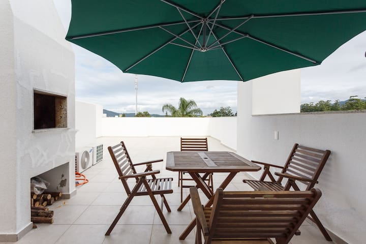 Canasvieiras 500 mts de playa, 2 Split, Wi-Fi, NET - Florianópolis - Apartemen