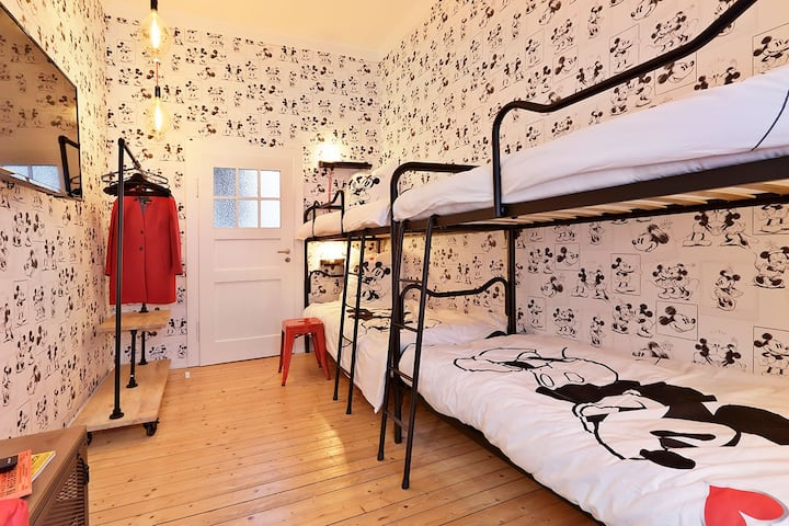 CHASE ROOMS - Boutiquehotel Style, Mickey In Love