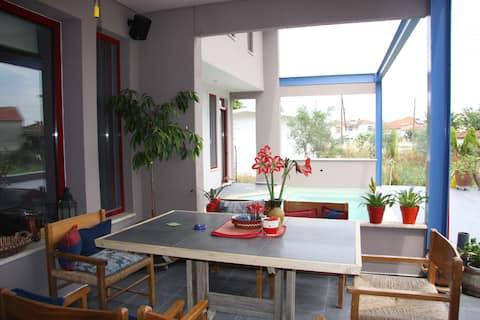 Το σπίτι με τα αρωματικά φυτά