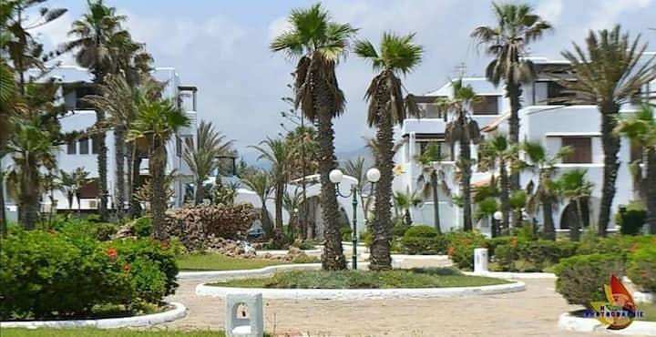 Bahia Smir: Appartement luxueux pied sur mer 👣 🌊