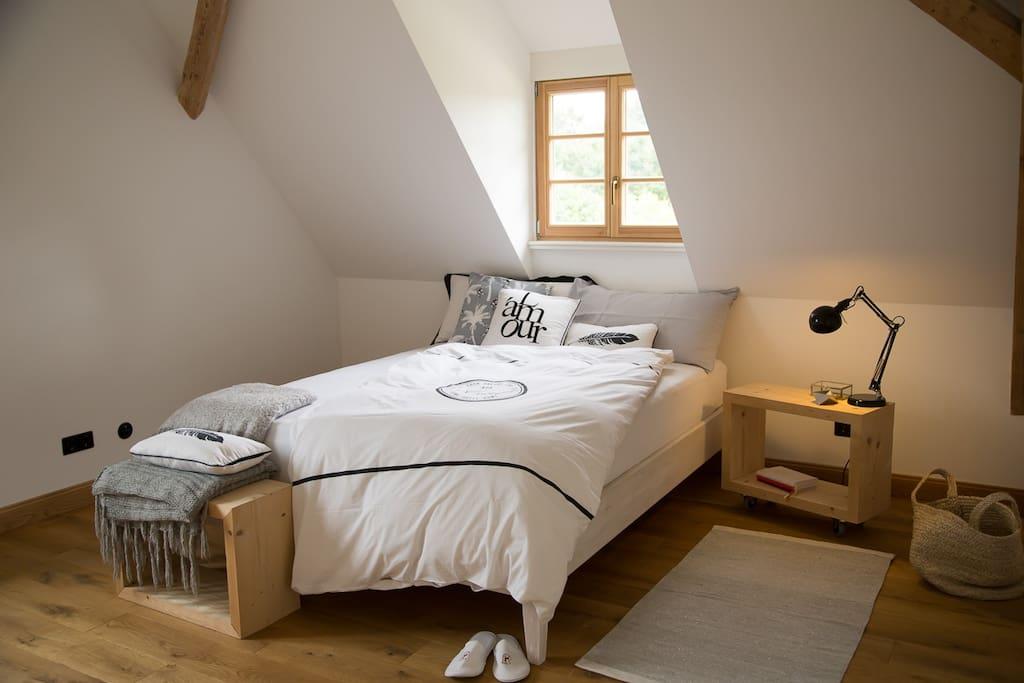... dein französisches Bett