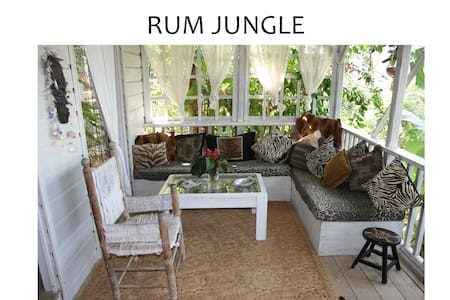 Rum Jungle - English Harbour - Falmouth