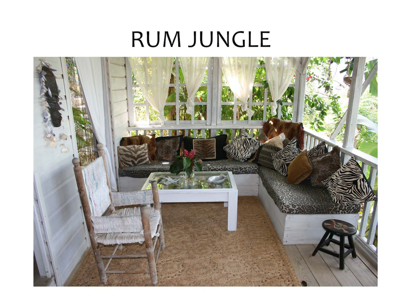 Rum jungle   english harbour   villas for rent in falmouth