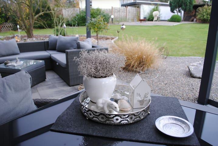 Willkommen in der Eifel am Hochwildpark... - Mechernich - Bungalow