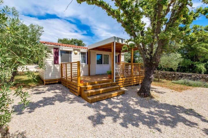 Kamp PUNTA JERTA-AX1-two bedroom two bathroom 4 pax mobile home
